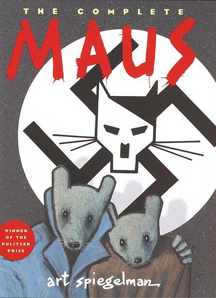 The Complete Maus: A Survivor's Tale by Art Spiegelman