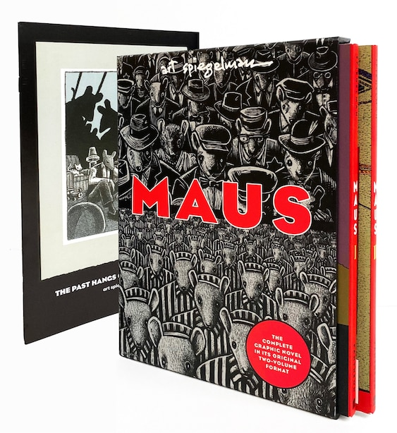 Maus I & Ii Paperback Box Set by Art Spiegelman