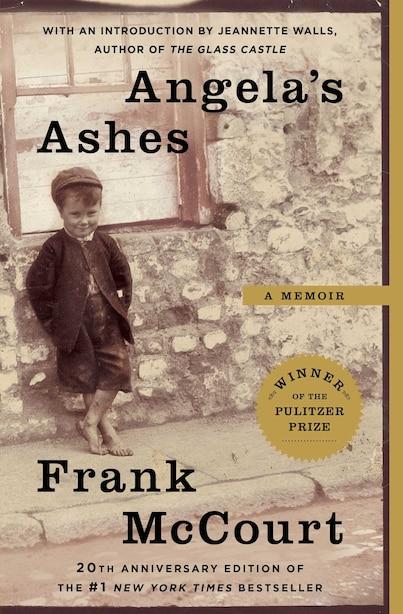 Angela's Ashes: A Memoir by Frank Mccourt