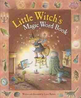 Little Witch's Magic Word Book by Lieve Baeten