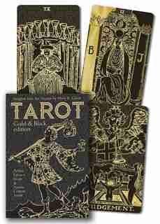 Tarot Gold & Black Edition by Arthur Edward Waite