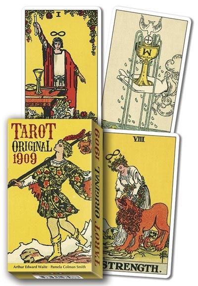 Tarot Original 1909 Deck by Arthur Edward Waite