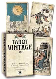 Tarot Vintage by Arthur Edward Waite