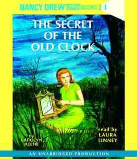 Nancy Drew #1: The Secret Of The Old Clock by Carolyn Keene