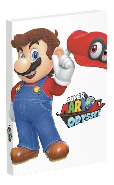 Super Mario Odyssey: Prima Collector's Edition Guide de Prima Games