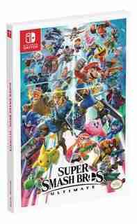 Super Smash Bros. Ultimate: Official Guide de Prima Games