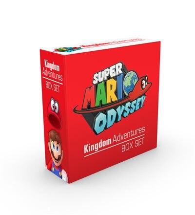 Super Mario Odyssey Kingdom Adventures Box Set de Prima Games