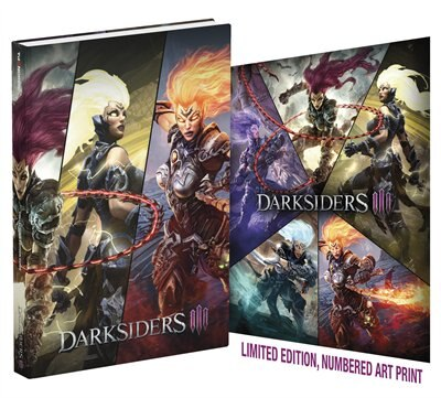 Darksiders Iii: Official Collector's Edition Guide by Doug Walsh