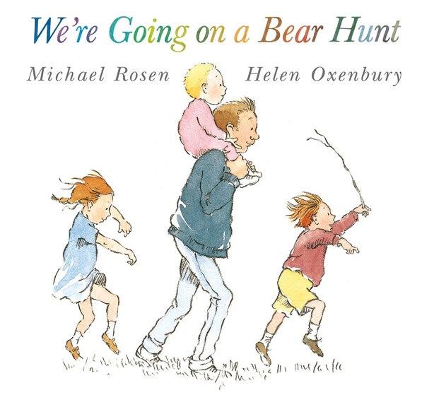 We're Going On A Bear Hunt: Jigsaw Book by Michael Rosen