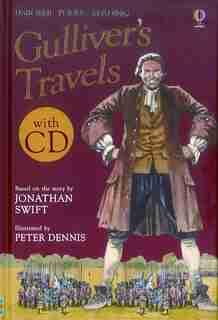 Gulliver's Travels + Cd by Felicity Everett