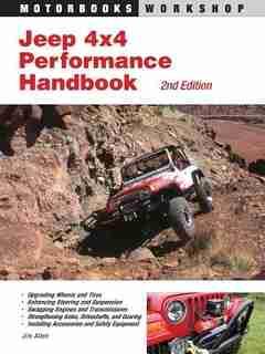 Jeep 4x4 Performance Handbook by Jim Allen