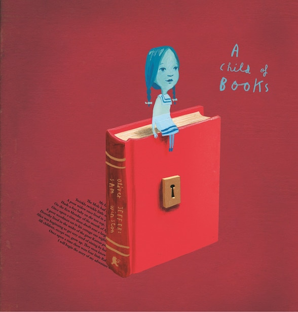 A Child Of Books by Oliver Jeffers