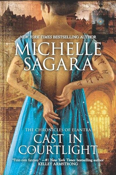 Cast In Courtlight by Michelle Sagara