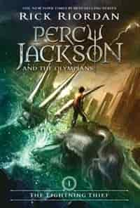 Percy Jackson And The Olympians, Book One The Lightning Thief (percy Jackson And The Olympians, Book One): Percy Jackson & the Olympians Book One by Rick Riordan