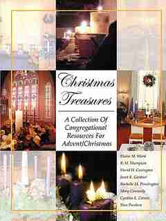 Christmas Treasures by Elaine M. Ward