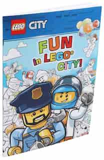 LEGO(R): Fun in LEGO(R) City! by Editors of Studio Fun International