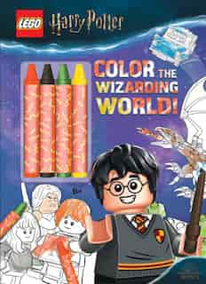 LEGO(R) Harry Potter(TM): Color the Wizarding World by AMEET Publishing
