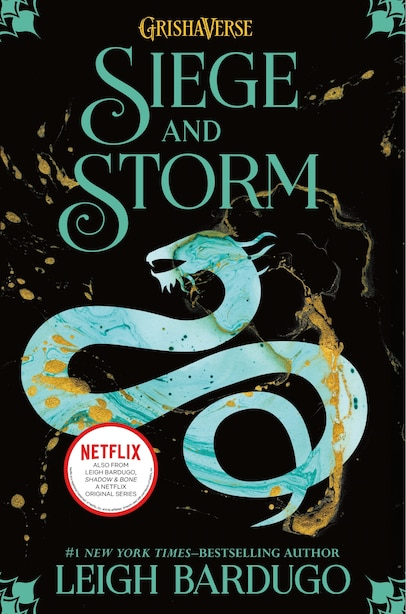Siege and Storm by Leigh Bardugo