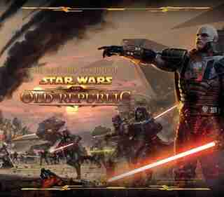 The Art and Making of Star Wars: The Old Republic: The Old Republic by Frank Parisi