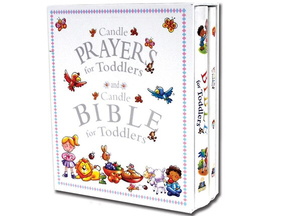 Candle Prayers For Toddlers And Candle Bible For Toddlers by Juliet David, Juliet