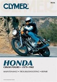 Honda Cb650 Fours 79-82 by Ed Penton Staff