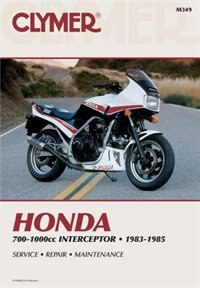 Honda 700-1000cc Intrceptr 83-85 by Ed Penton Staff
