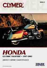 Honda Gl1500c Valkyrie 1997-2003 by Ed Penton Staff
