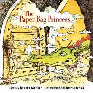 The Paper Bag Princess (Annikin Edition) by Robert Munsch