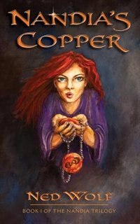 Nandia's Copper by Ned Wolf