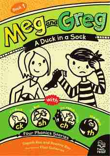 A Duck in a Sock: Four Phonics Stories by Elspeth Rae