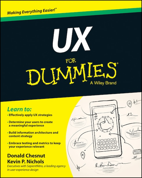 UX For Dummies by Kevin P. Nichols