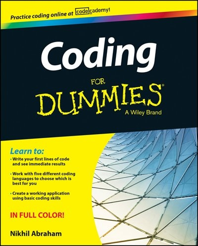 Coding For Dummies by Nikhil Abraham