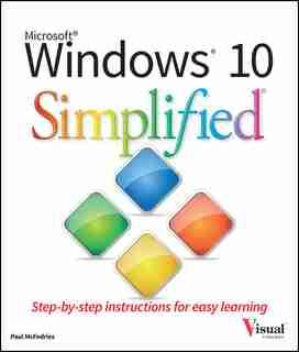 Windows 10 Simplified de Paul McFedries