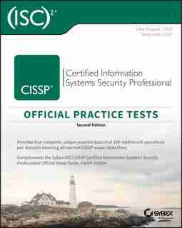 (isc)2 Cissp Certified Information Systems Security Professional Official Practice Tests by Mike Chapple
