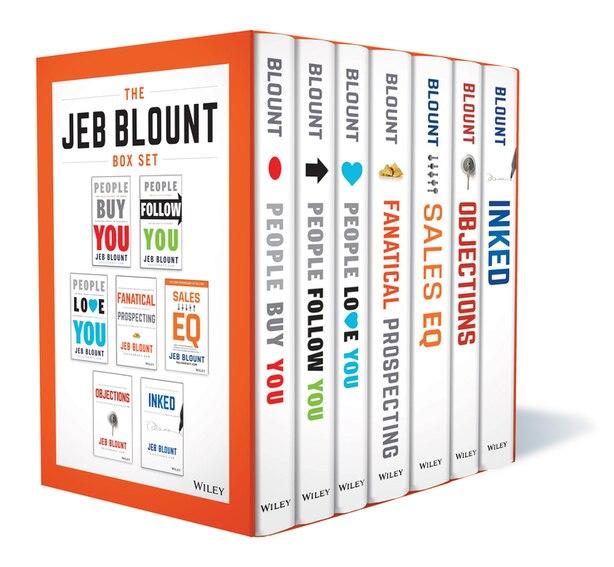 The Jeb Blount Box Set de Jeb Blount