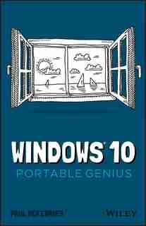 Windows 10 Portable Genius de Paul McFedries