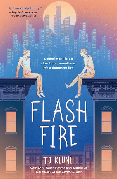 Flash Fire: The Extraordinaries, Book Two by Tj Klune