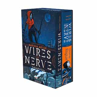 Wires And Nerve: The Graphic Novel Duology Boxed Set by Marissa Meyer
