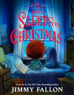 5 More Sleeps 'til Christmas by Jimmy Fallon