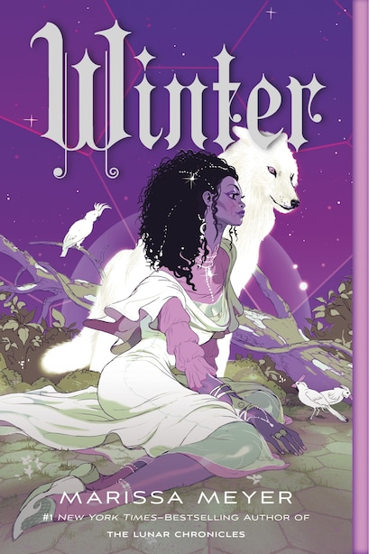 Winter: Book Four Of The Lunar Chronicles by Marissa Meyer