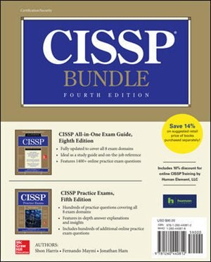 CISSP Bundle, Fourth Edition by Shon Harris
