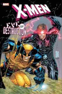 X-men: Eve Of Destruction de Fabian Nicieza