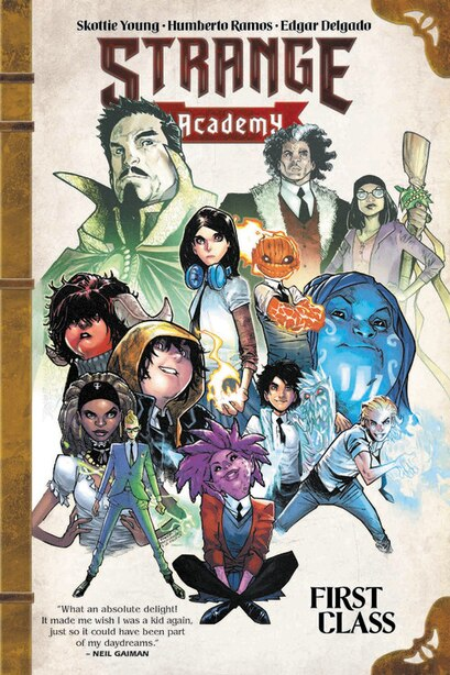 Strange Academy: First Class by Skottie Young