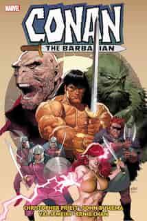 Conan The Barbarian: The Original Marvel Years Omnibus Vol. 7 by Don Kraar
