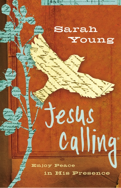 Jesus Calling, Teen Cover, With Scripture References: Enjoy Peace In His Presence by Sarah Young