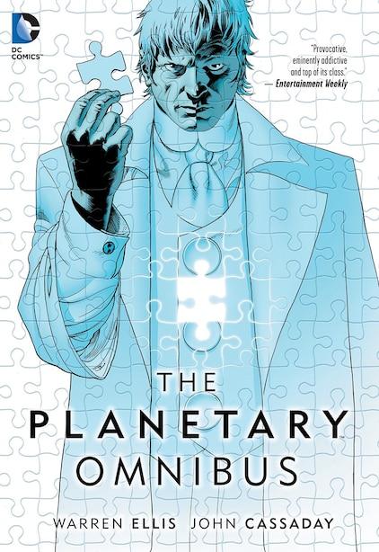 The Planetary Omnibus by Warren Ellis