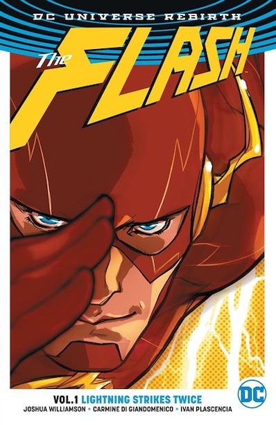 The Flash Vol. 1: Lightning Strikes Twice (rebirth) by Joshua Williamson