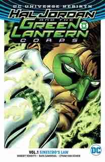 Hal Jordan And The Green Lantern Corps Vol. 1: Sinestro's Law (rebirth) by Robert Venditti