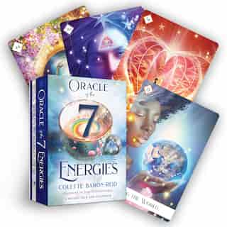 Oracle Of The 7 Energies: A 49-card Deck And Guidebook by Colette Baron-reid