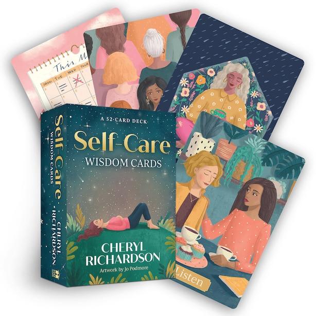 Self-care Wisdom Cards: A 52-card Deck by Cheryl Richardson